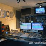 KBCO's air studio