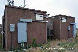 Transmitter buildings