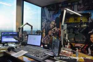 KFCO studio