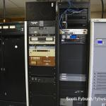 KHOW transmitters