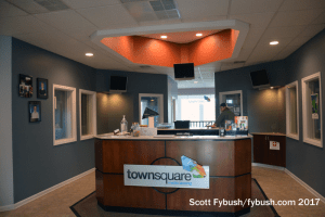 Townsquare lobby