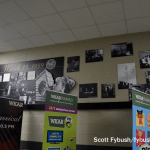 History in the hallway