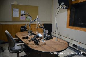 Old talk studio
