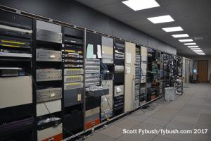 WKAR-TV racks