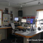 WYBR 102.3 air studio