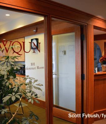 WQUN's lobby