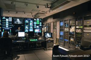 CUNY-TV studio