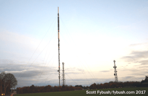 Oxford transmitter site