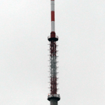 ...and new tower