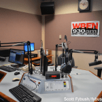 WBEN production room