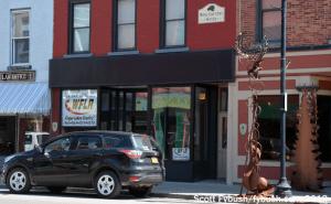 WFLR's new storefront