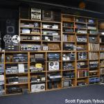 "WEEU's ""Sound Room"""