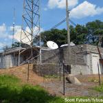 Old WEEU-TV building
