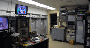 WFMJ's analog room