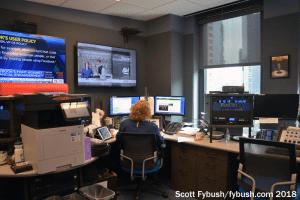WLS newsroom