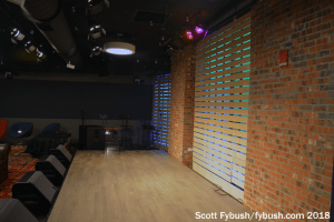 Sound Lounge stage