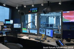 WLS AM control room
