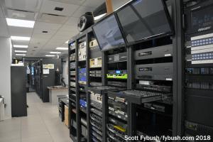 2018: Tech center
