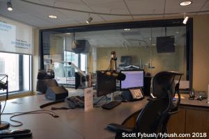 WPHT talk studio