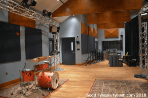WXPN performance studio