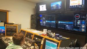 PCTV control room