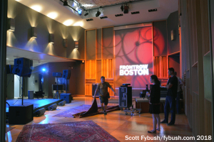 WGBH Fraser Performance Studio