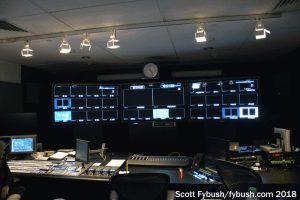 WGBH TV control room