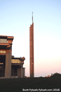 The tower at UMass Dartmouth