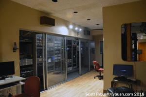 Cumulus rack room