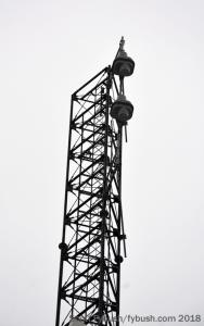 WXIR's antenna