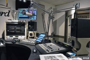 WZXV's studio