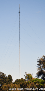 The WTVT tower