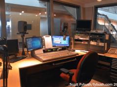 WITF FM studio