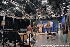 One WMHT-TV studio