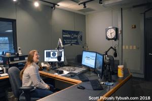 WMHT-FM studio