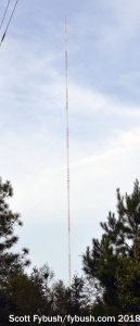 WTOC-TV tower