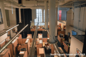 Entercom offices