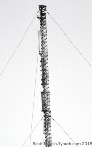 WCSC/WITV antennas