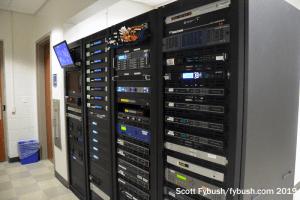 WGCU-TV racks
