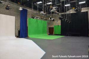 WGCU-TV studio