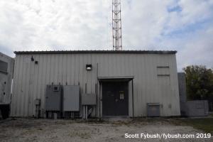 WGCU transmitter building