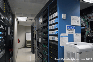 WBAL rack room