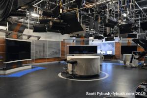 WBAL-TV studio