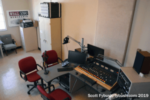 WBAL aux studio