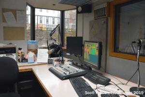WILI-FM studio