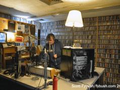 WPKN main air studio