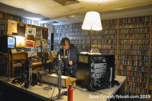 WPKN main air studio