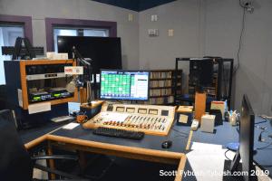 KNPR 88.9 studio