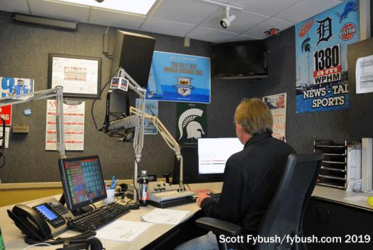 WPHM 1380 studio