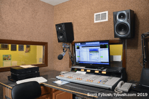 WXKU studio